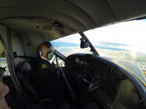 Turbo Otter Cockpit