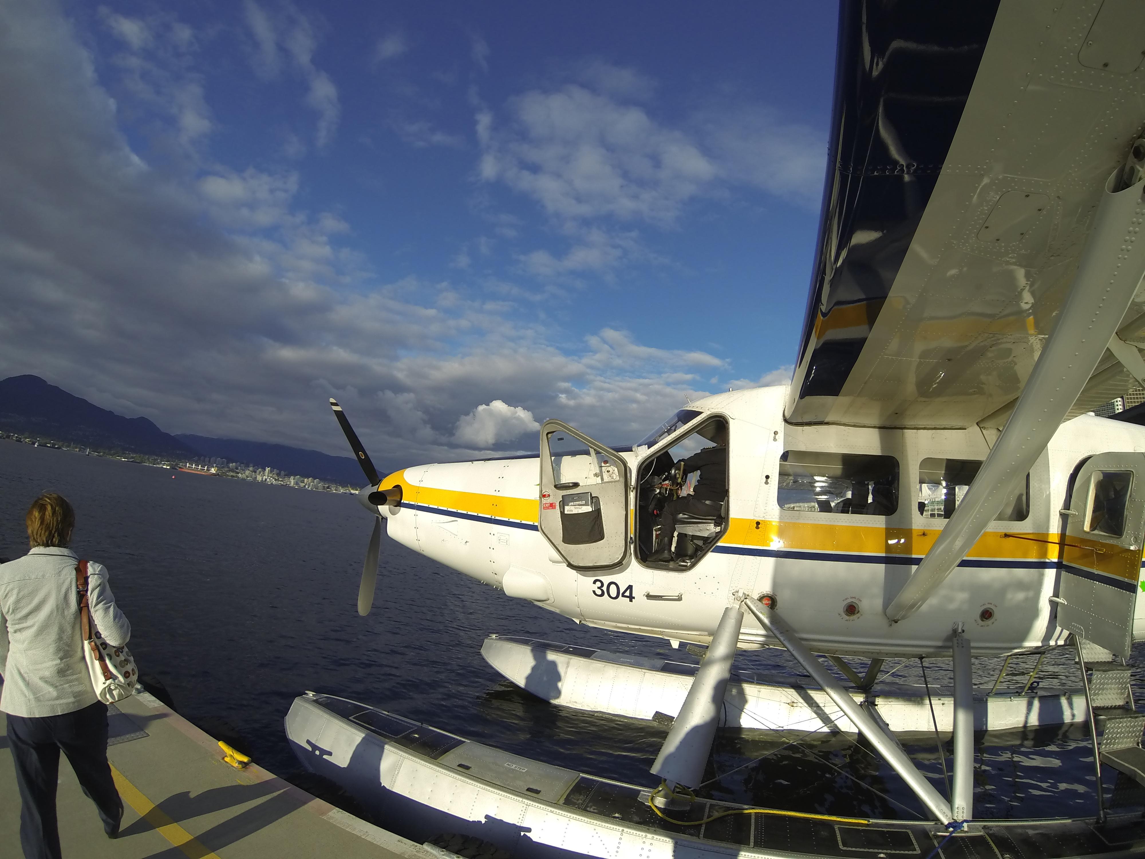 pilotenschein und wasserflugzeug fliegen rolf