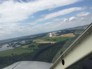 Landung in Ingolstadt (ETSI)